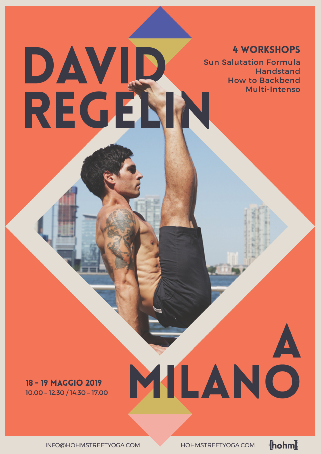 DAVID REGELIN A MILANO